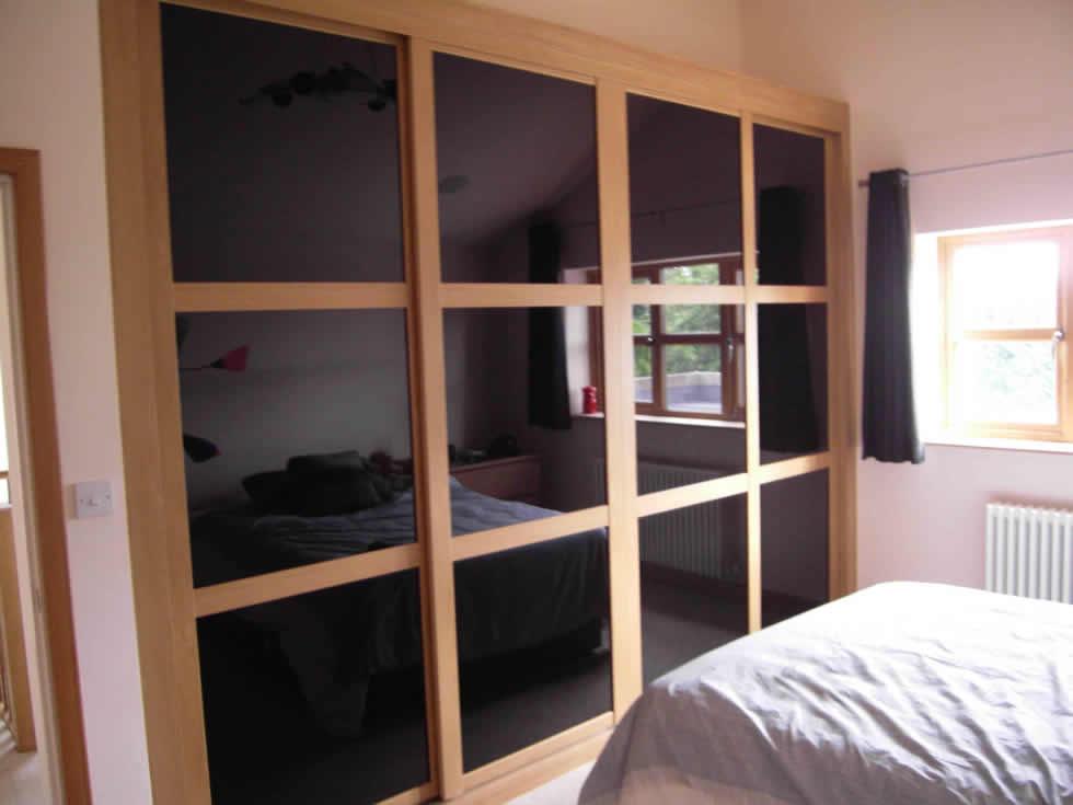 Sliding Bedroom Doors : Sliding bedroom doors and wardrobes